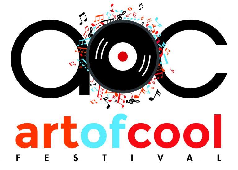 Art of Cool Festival (2019 Official Logo) CMYK
